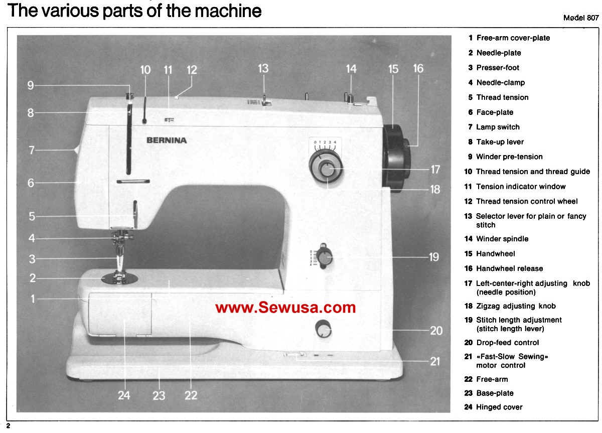 how to fix tension on bernina sewing machine